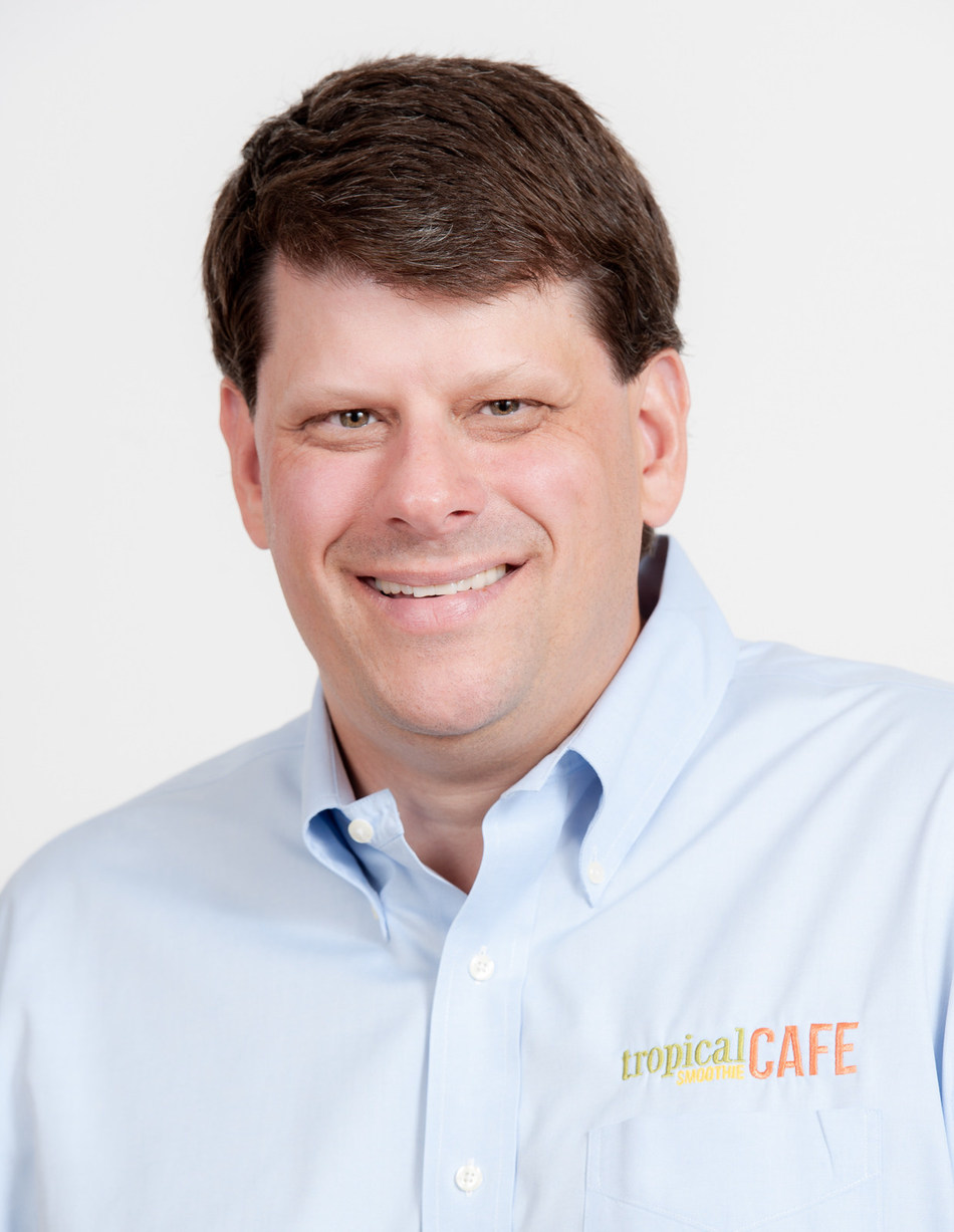 Charles Watson, Tropical Smoothie Cafe Chief Executive Officer.