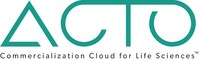 ACTO's Commercialization Cloud for Life Sciences helps life sciences companies increase sales and maximize brand potential, by driving continuous learning and message consistency across field teams. (CNW Group/ACTO Technologies, Inc.)