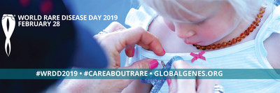 Global Genes® Celebrates World Rare Disease Day on February 28, 2019