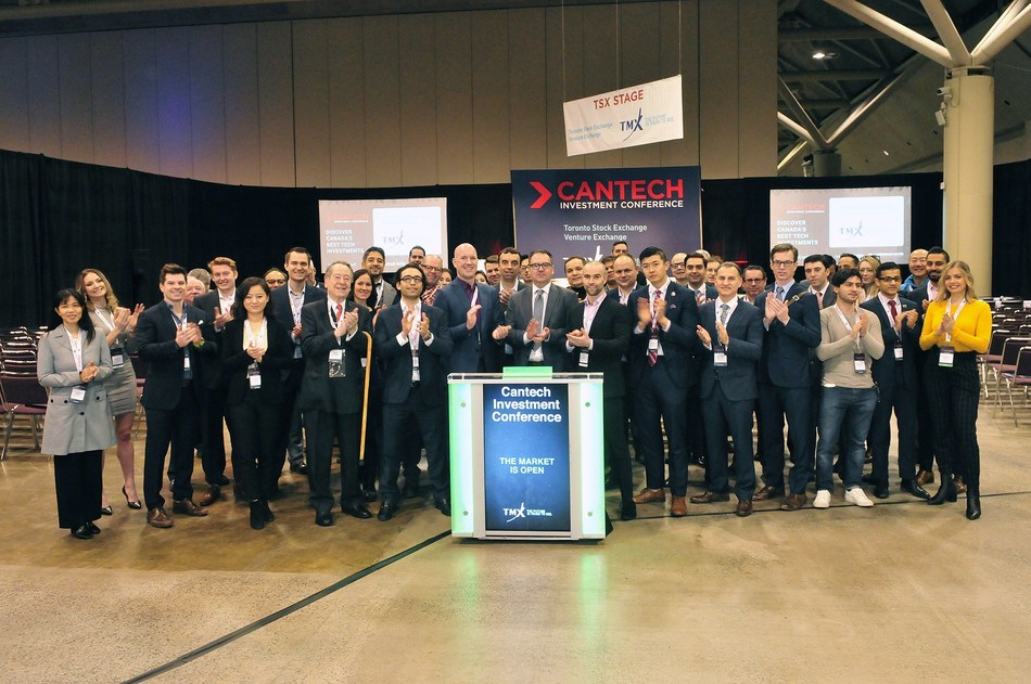 Cantech Investment Conference Opens the Market (CNW Group/TMX Group Limited)