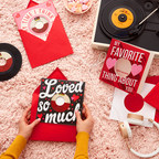 Hallmark Introduces New Vinyl Record Greeting Cards This Valentine's Day Featuring Legendary Warner Music Group Artists