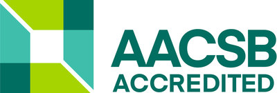 Founded in 1916, AACSB Accreditation is the highest standard of quality in business education. With more than 800 accredited business schools, across 54 countries worldwide, AACSB-accredited schools represent a network of global institutions dedicated to continuous quality improvement through engagement, innovation, and impact. (PRNewsfoto/AACSB International)