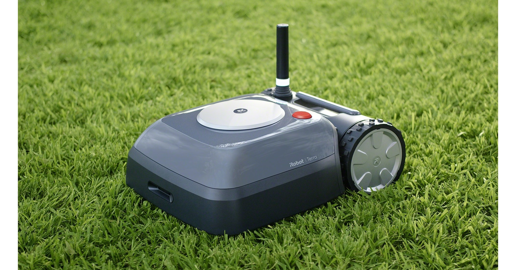 Irobot 174 Reinventing Lawn Care With Terra Robot Mower