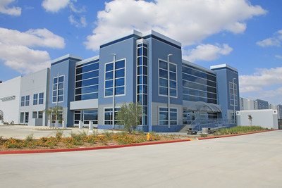 Optimus Logistics Center, Perris, Calif.