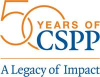 CSPP 50th Anniversary Logo