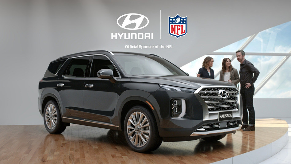 """Hyundai's Super Bowl commercial, the """"Elevator,"""" starring Jason Bateman, shows how much better car buying can be with Shopper Assurance."""