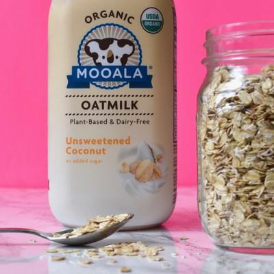 Mooala Organic Coconut Oatmilk
