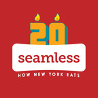 Seamless Celebrates 20th Anniversary As The Iconic New York Takeout Brand