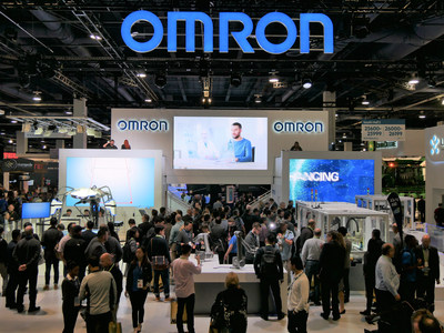 Over 22,000 attendees visited the OMRON booth at CES 2019 in Las Vegas to engage with leading AI, robotics and automation technology. OMRON will feature its technology at ATX West in February.