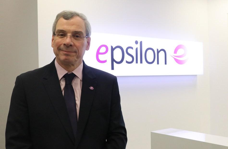 Colin Whitbread, Managing Director, Service and Operations, Epsilon