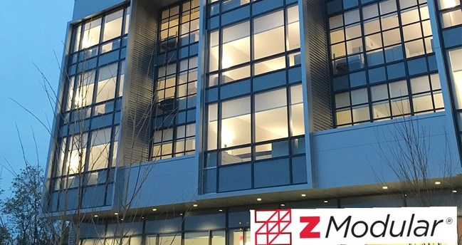 Z Modular is a one-stop shop for modular buildings and services that utilizes a self-bracing structural system that allows for more factory completion than other modular construction systems.