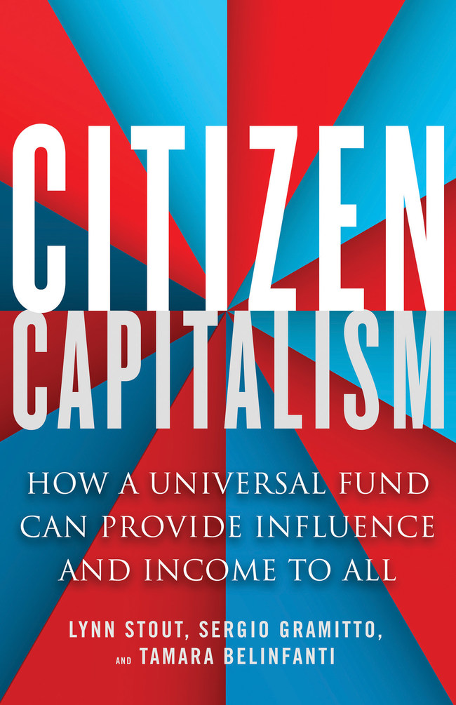 Citizen Capitalism Book Cover