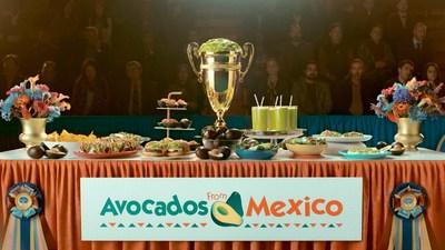 (PRNewsfoto/Avocados From Mexico)