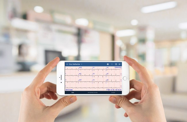 View, edit, and confirm ECGs from anywhere with your ios smart phone. Quickly access studies anywhere when time is so vital. Use Cardio Server Mobile worry free with a secure web application and no patient data left on the device.