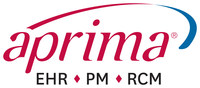 Aprima Medical Software, Inc. Logo.
