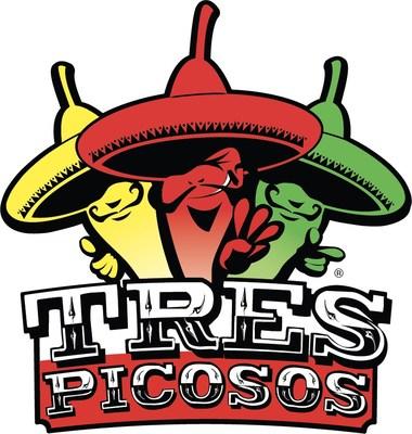 Tres Picosos Logo
