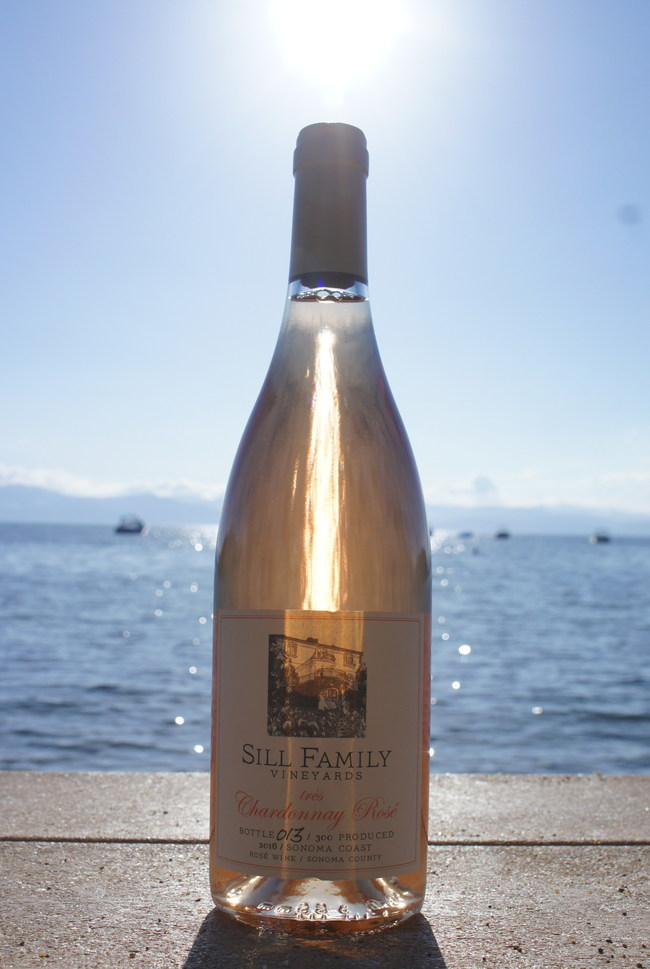 très Rosé de Chardonnay