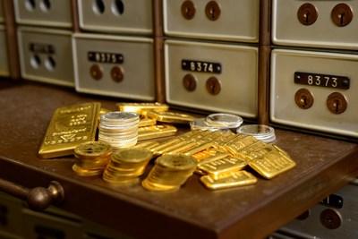 BullionByPost - Gold Bars and Coins (PRNewsfoto/BullionByPost)