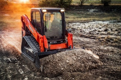 Kubota's New SVL65-2, Its Lightest and Most Maneuverable Compact
