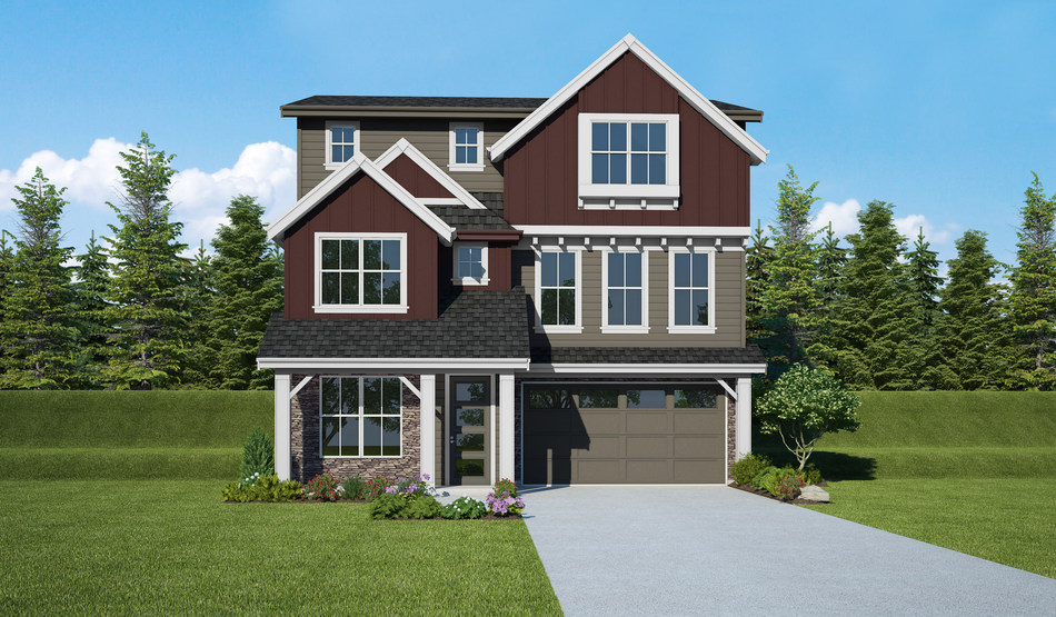 Seeley Lane features a quaint community with a new take on Century Communities' classic designs, with 9 urban traditional homes that are two to three stories and range from over 2,566 sq. ft. to above 3,179 sq. ft. The homes offer sweeping great room styled plans, with large, bright windows and sliders to flood the open space with natural light.