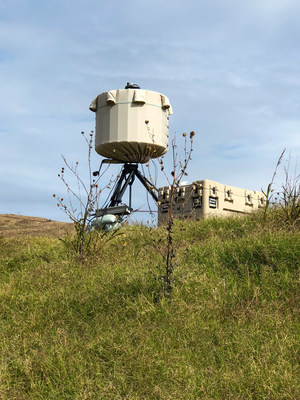 SRC's AN/TPQ-49 radar system provided air surveillance for the Canadian Armed Forces during the 2018 G7 Summit in Charlevoix, Quebec