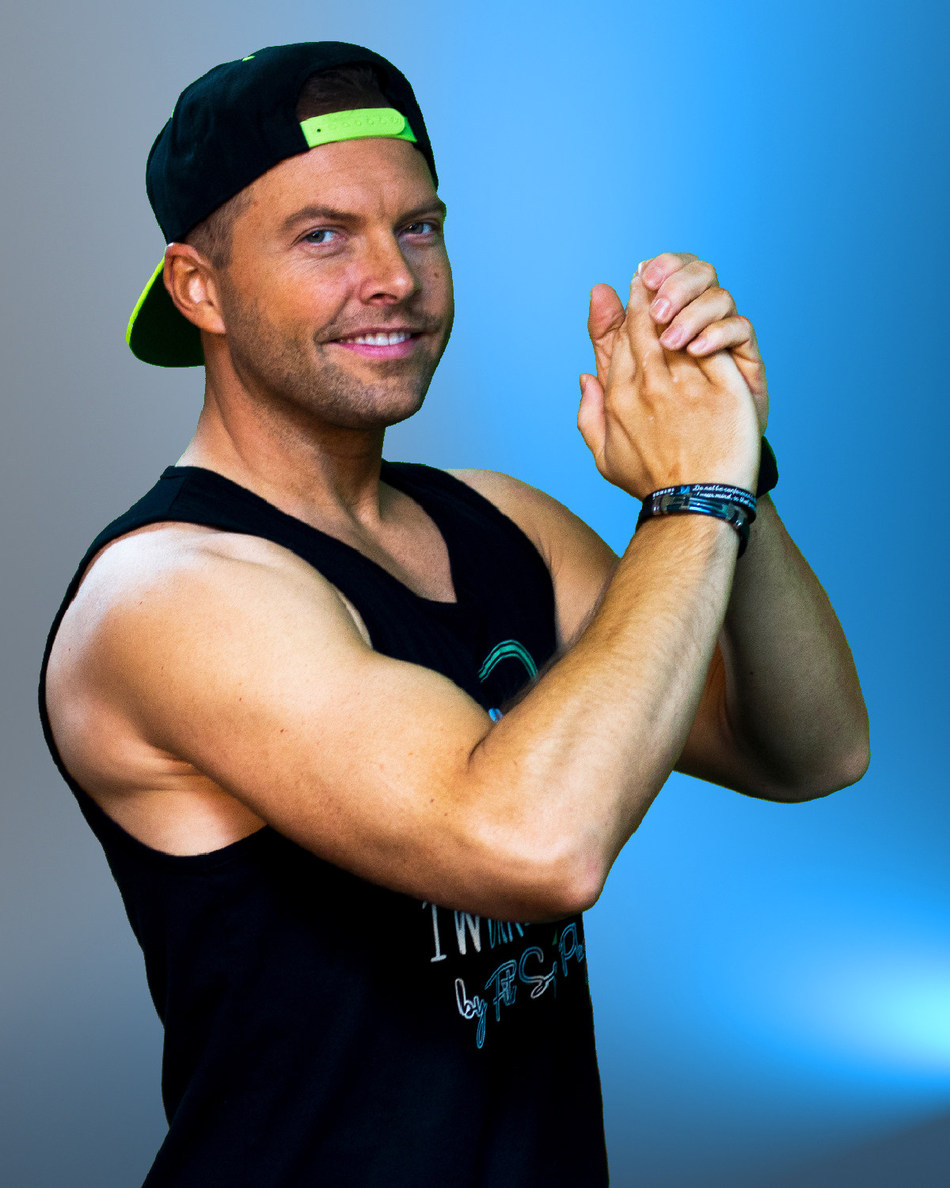 Matthew Jay Fogle, creator and founder of Fitness Spark Plug, LLC and creator of 1 Workout 4 Life.