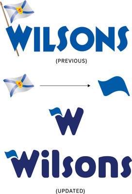 Updated Wilsons Corporate Logo (CNW Group/Wilsons)