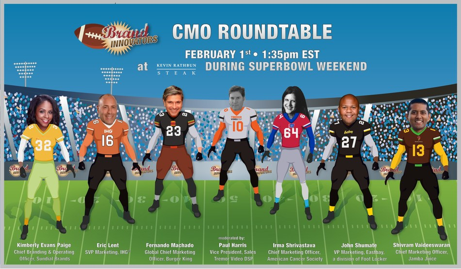Brand Innovators 2019 Brand and Fans CMO Roundtable