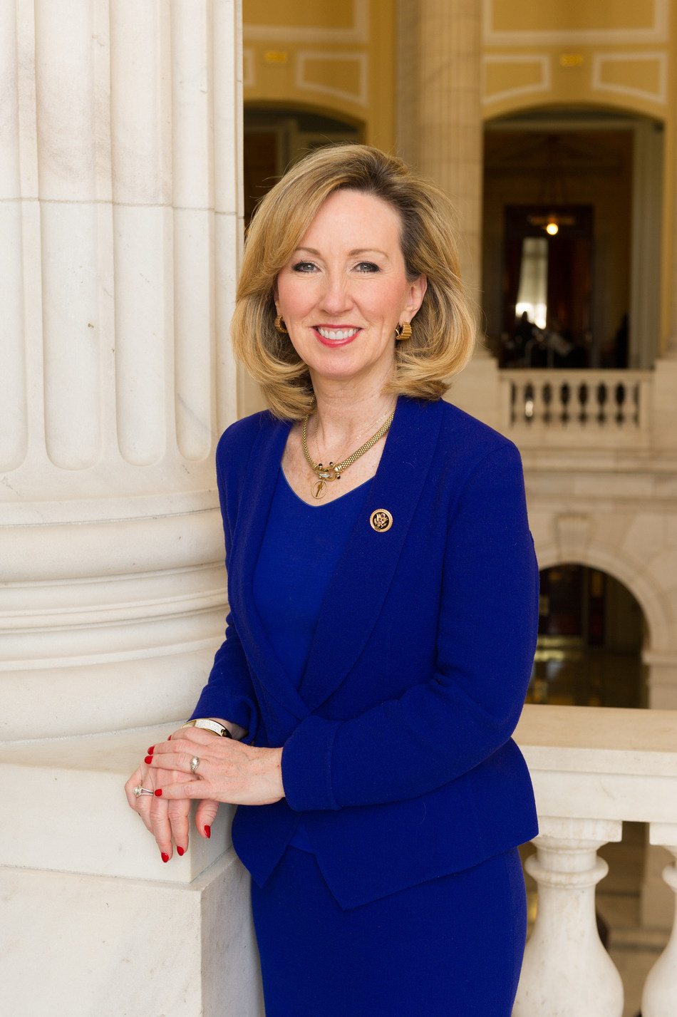 Former Virginia Congresswoman Barbara Comstock has joined the Washington, D.C., office of Baker Donelson as a senior advisor in the Firm's Government Relations and Public Policy Group.