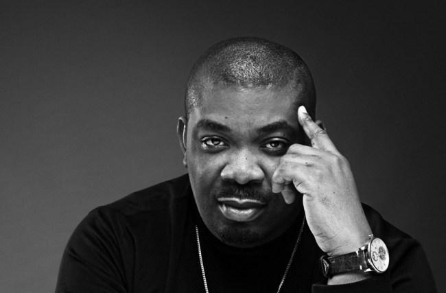 Don Jazzy, CEO of Mavin Records