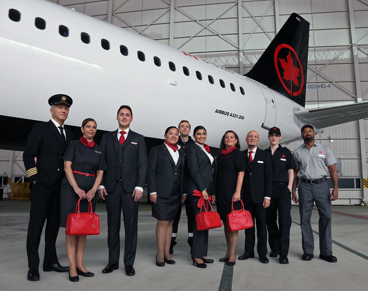 Air Canada Is Named a Top Employer in Montreal for the Sixth Consecutive Year (CNW Group/Air Canada)