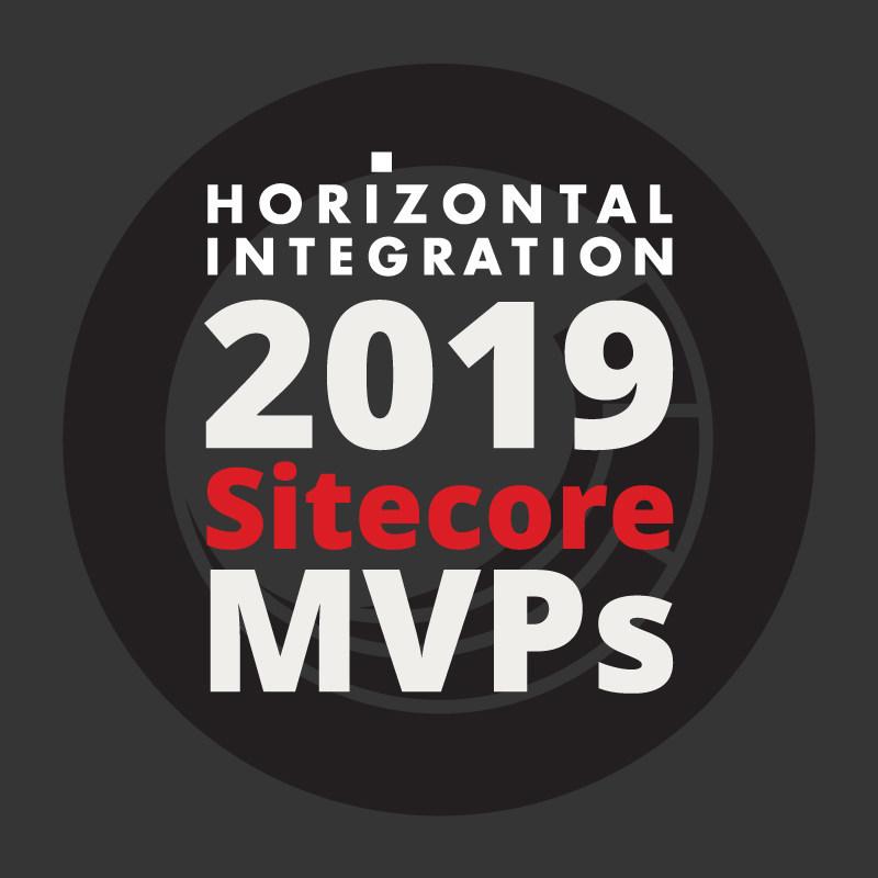 Horizontal Integration Awarded 11 Sitecore MVPs