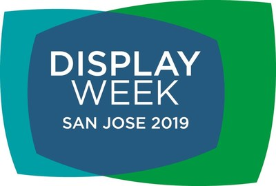 Display Week 2019 Logo (PRNewsfoto/Society for Information Display)