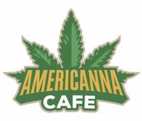 AmeriCanna Café Logo (PRNewsfoto/North American Cannabis Holding)
