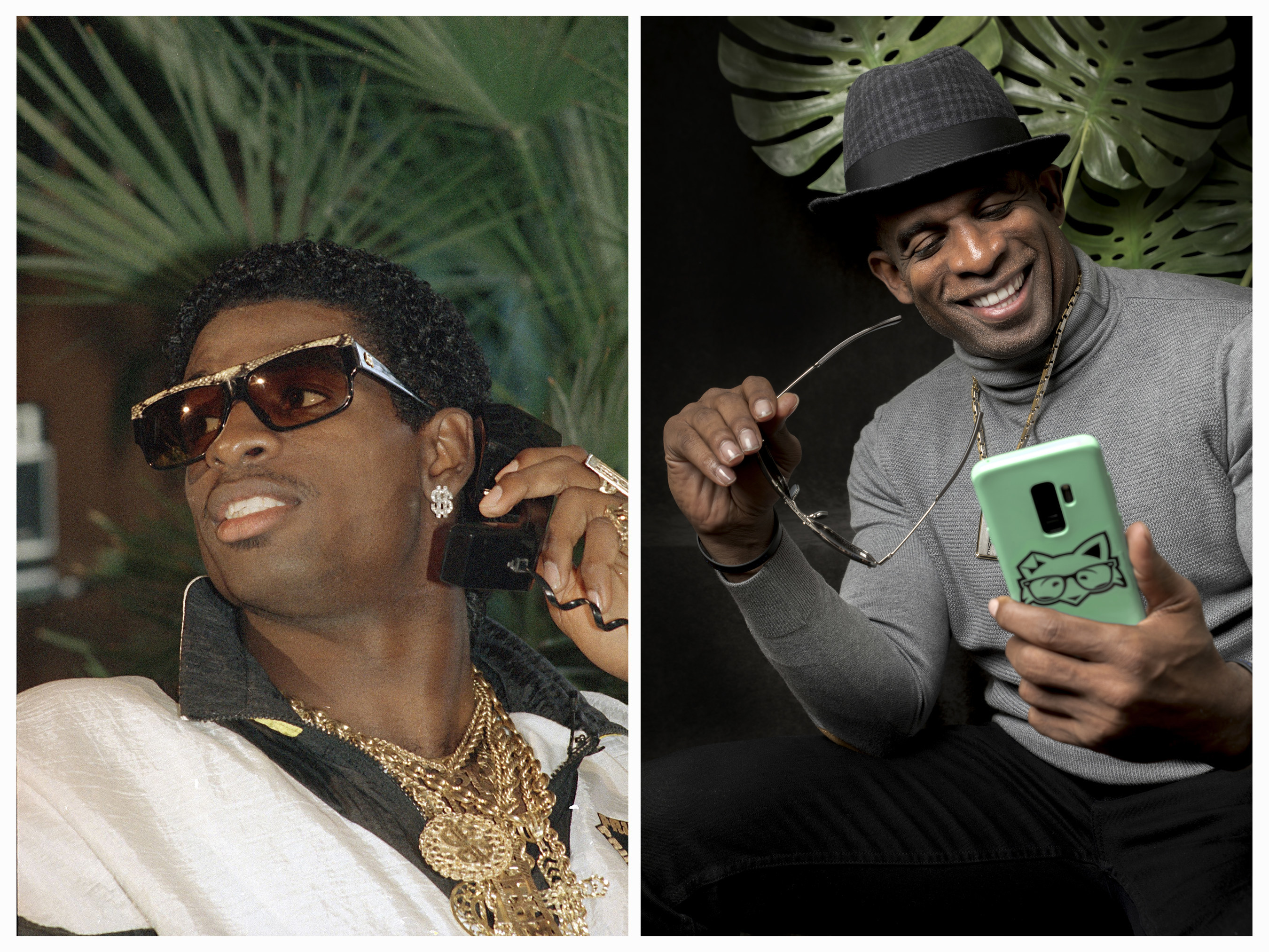 Mint Mobile has joined forces with NFL legend, Deion Sanders. As part of its larger Super Bowl campaign, the upstart wireless brand has updated Prime Time's iconic 1989 Draft Day photo…and upgraded his phone! Mint Mobile is the new and affordable way to get wireless service.