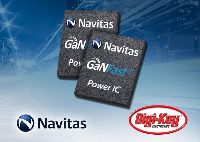 Navitas GaNFast™ Power ICs