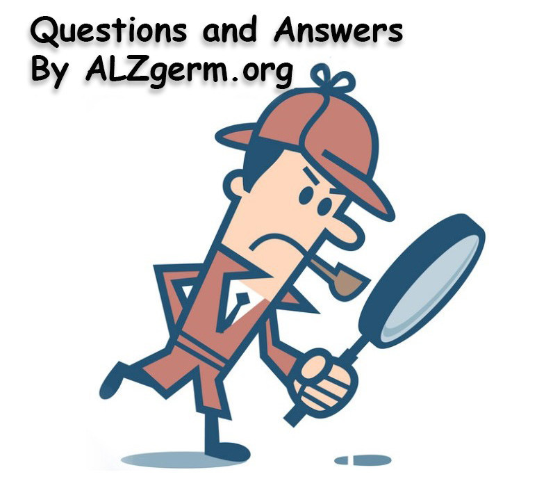 A series of 8 one-minute videos answer the most common questions about the role of germs and Alzheimer's disease.