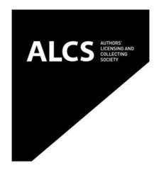 ALCS Logo (PRNewsfoto/Film the House)