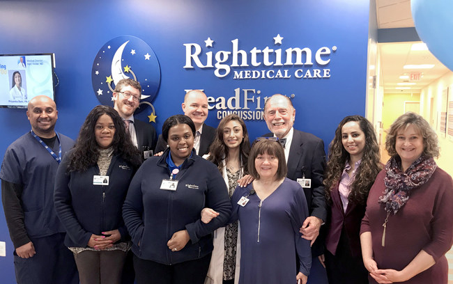 Maryland-based urgent care company Righttime Medical Care has opened its 18th Care Center, located at 4507 Stanford Street in Bethesda, Maryland. Now in its 30th year of caring for patients of all ages, Righttime is open 365 days a year and welcomes walk-in patients while also offering RighttimeNOW™ virtual visits as well as same-day appointments. Services include x-rays, lab testing, patient portal, and electronic health records. For more information, visit myRighttime.com.