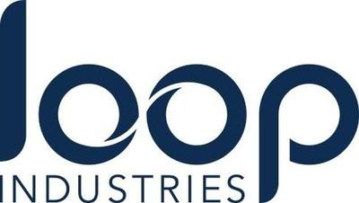 Loop Industries logo (PRNewsfoto/Loop Industries)