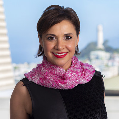 Dr. Azita Owlia, President and CEO of Connell