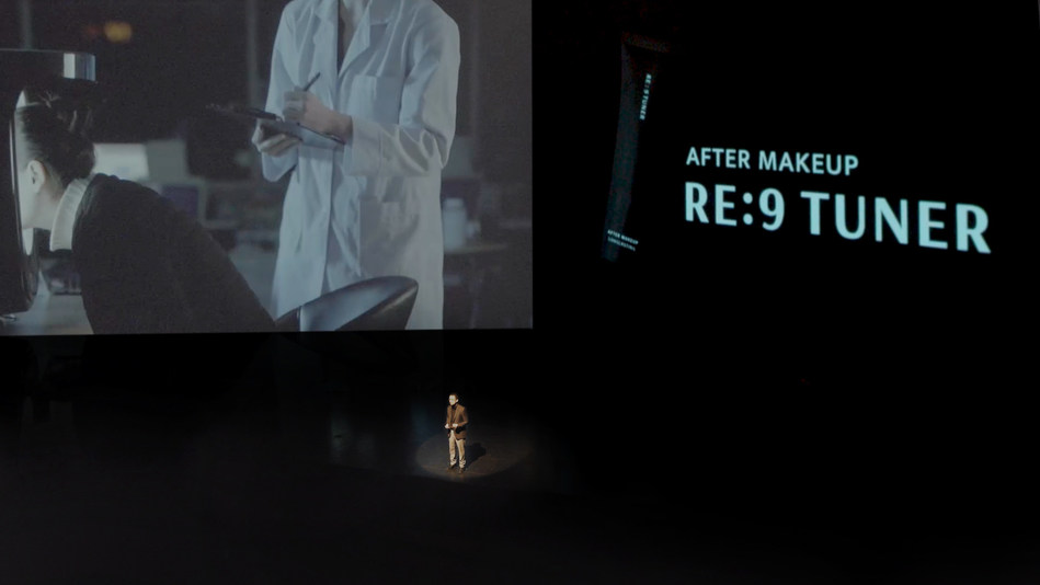 "Korean cosmetics brand DEMAR3 unveils ""RE:9 Tuner"" at new product release conference in France"