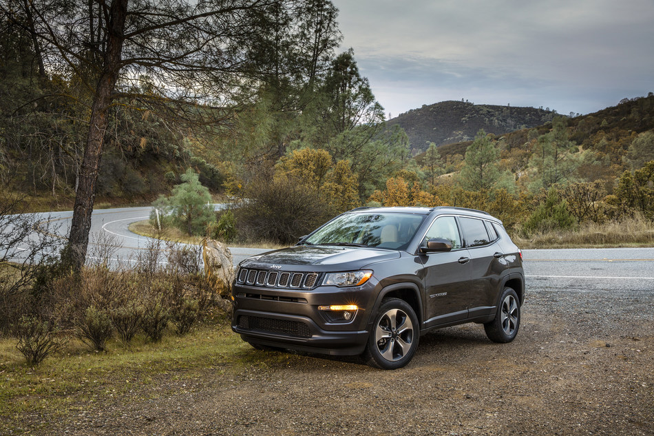 For the first time ever, Canadians can Roll Up The Rim® for the chance to win one of 40 Jeep® Compass vehicles. (CNW Group/Tim Hortons)