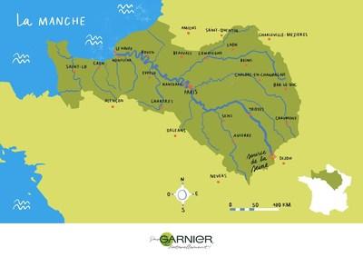 Garnier 3 Carte (PRNewsfoto/GARNIER)