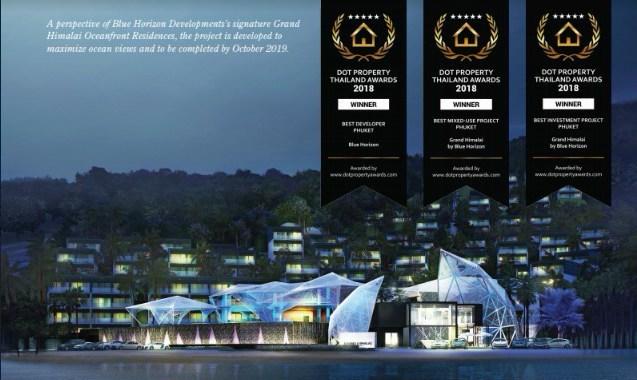 Grand Himalai Oceanfront Residences in Phuket