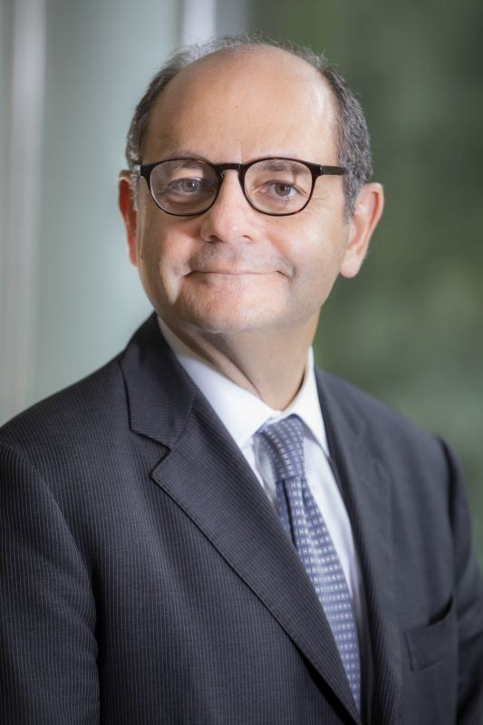 Jad Ariss appointed Secretary General of  insurance industry think tank The Geneva Association. (PRNewsfoto/The Geneva Association)