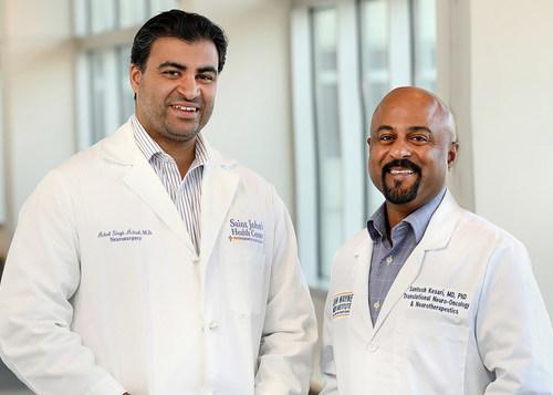 Drs. Achal Singh Achrol & Santosh Kesari