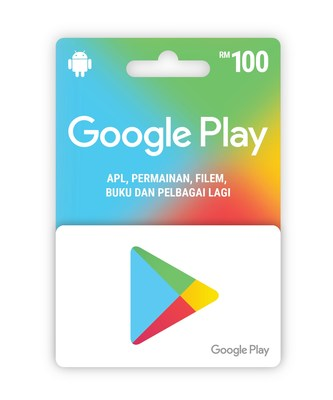 InComm Launches Google Play Gift Cards in Malaysia
