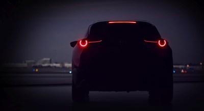 Nouveau VUS de Mazda (Groupe CNW/Mazda Canada Inc.)