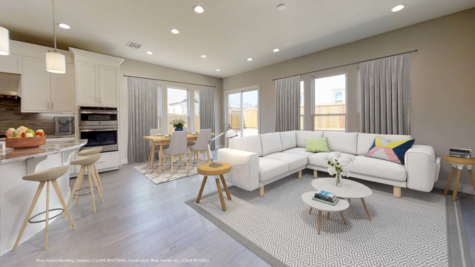 Quick Move-In Designer Home available at Trilogy at the Vineyards